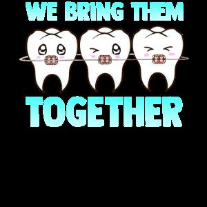 Zahnspange Kieferorthopäde Kieferchirurg Zähne