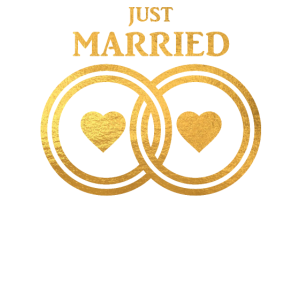 Just Married - Wedding Shirts