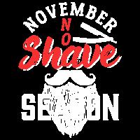 07 November No Shave Season