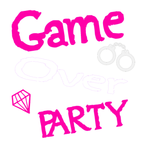 Junggesellinnenabschied JGA Party Game Over Party