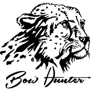 gepard bow hunter