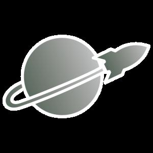Rakete - Umlaufbahn