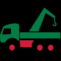auto abschleppwagen transport