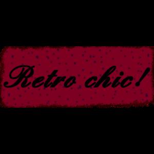 Retro Chic! , 60er, retro
