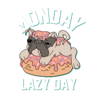 Monday Lazy Day