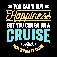Glück, das Sie auf Kreuzfahrtferien gehen können