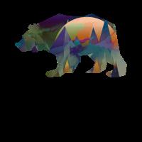 Bär Waldbewohner