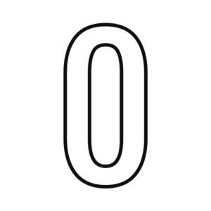 Die Zahl 0
