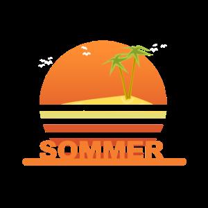 Sommer T Shirt Geschenk