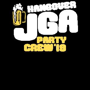 """Hangover """"JGA"""""""