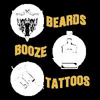 Beards Booze Tattoos