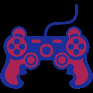 Joystick-Videospiel Joystickpaddel 1006