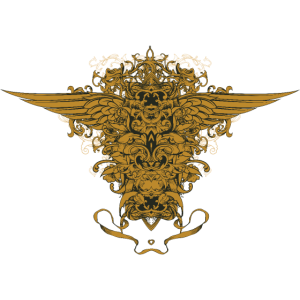Blumenflügel