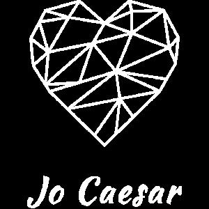 JoCaesar | Benanntes Logo
