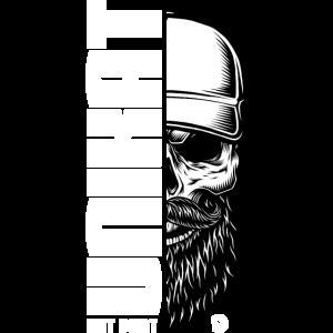 Unikat mit Bart