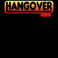 "Hangover ""Member"""