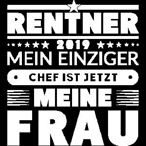 Funny Rentner T-Shirt