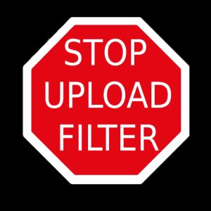 STOP UPLOAD FILTER