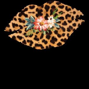 Leopardenlippe