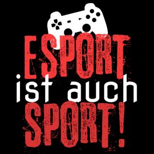 Esport ist auch Sport Gamer Mauspad