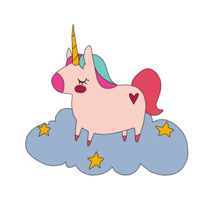 Unicorn , Einhorn,