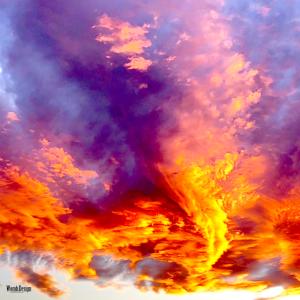 WBD Fire Clouds
