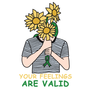 Your Feelings Are Valid Sunflower Mental Health