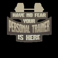 Personal Training Haben Sie keine Angst Personal Trainer