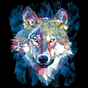 Polygon - Schöner Wolf - Wölfe