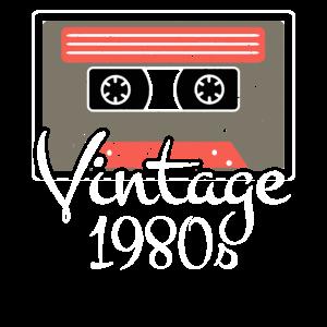 Vintage 1980s