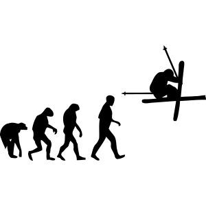 Cool ski evolution design