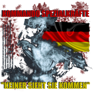 Kommando Spezialkräfte KSK Bundeswehr Geschenk