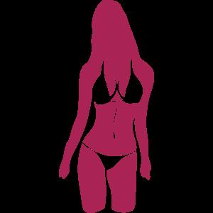 super sexy girl schöner hübscher bikini 0