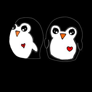 niedliche pinguine pinguin friends
