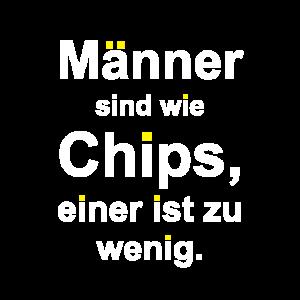 Männer sind wie Chips