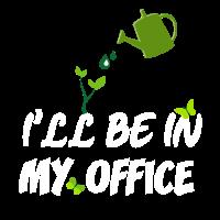 Garten - Office - garden - Shirt