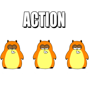 Action loading... (whiteline)