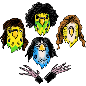 Birdy Rhapsody / The Queens of Animals