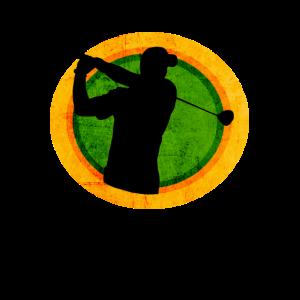 Golf Golfer Golfball Golfschläger Birdie Geschenke