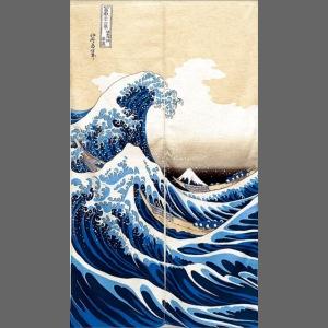 La grande vague de Kanagawa