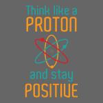 Proton ist positiv