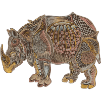 Rhino als Geschenkidee