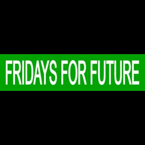 Fridays for Future -grün-