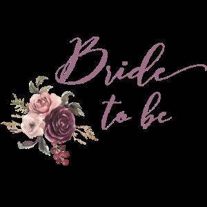 Bride to be. Braut. Paar. Hochzeit. Verlobung. EHE