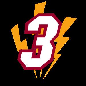 Basketball Nummer 3