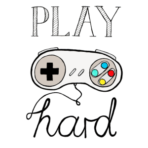 Luloveshandmade - Play Hard