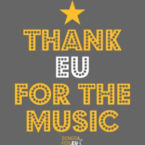 Thank you for the music | SongsFor.EU