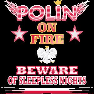 Polin on Fire - Beware... Version 2