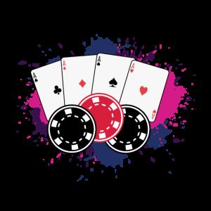 Poker Karten Chips Las Vegas