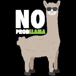 NoProb Llama - No Problem Lama